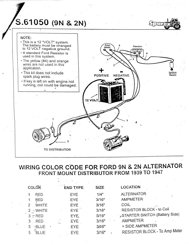 Diagram 800 Ford Tractor Alternator Conversion Wiring Diagram Full Version Hd Quality Wiring Diagram Soft Wiring Media90 It
