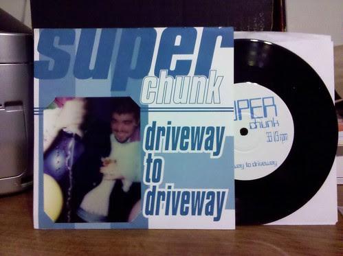 "Superchunk - Driveway to Driveway 7"""