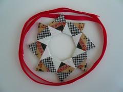 Origami Wreath
