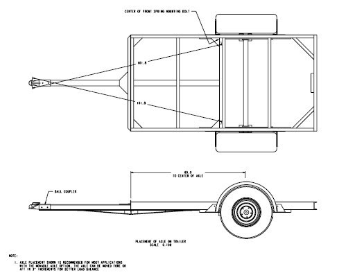 4x8 utility trailer plans | homedesignpictures wiring harnesses for small boat and trailer design