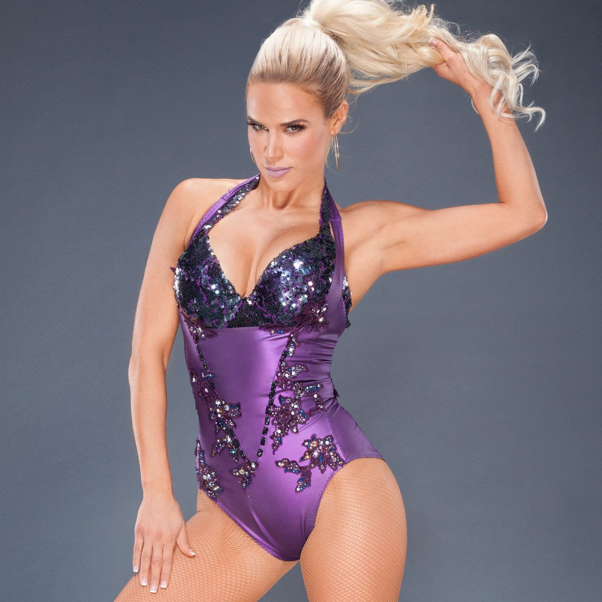 WWE - Lana for Wrestlemania 32 Attire Photoshoot