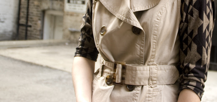 trench vest, dash dot dotty, ootd, fashion blog, style, creative young professional, wear to work, black pants