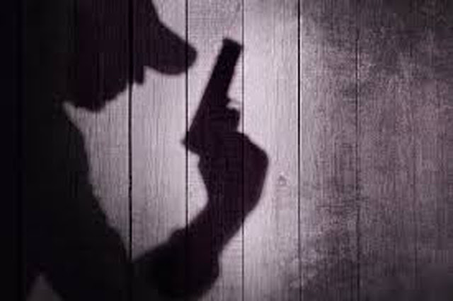 Woman killed by two gun men in Kottawa