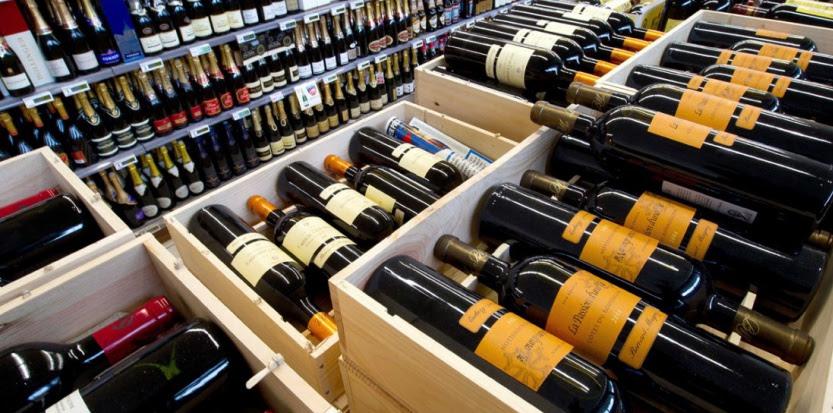 Les exportations de vins et spiritueux français ont reculé de 7% sur les six premiers mois de 2014 (PRM/SIPA)