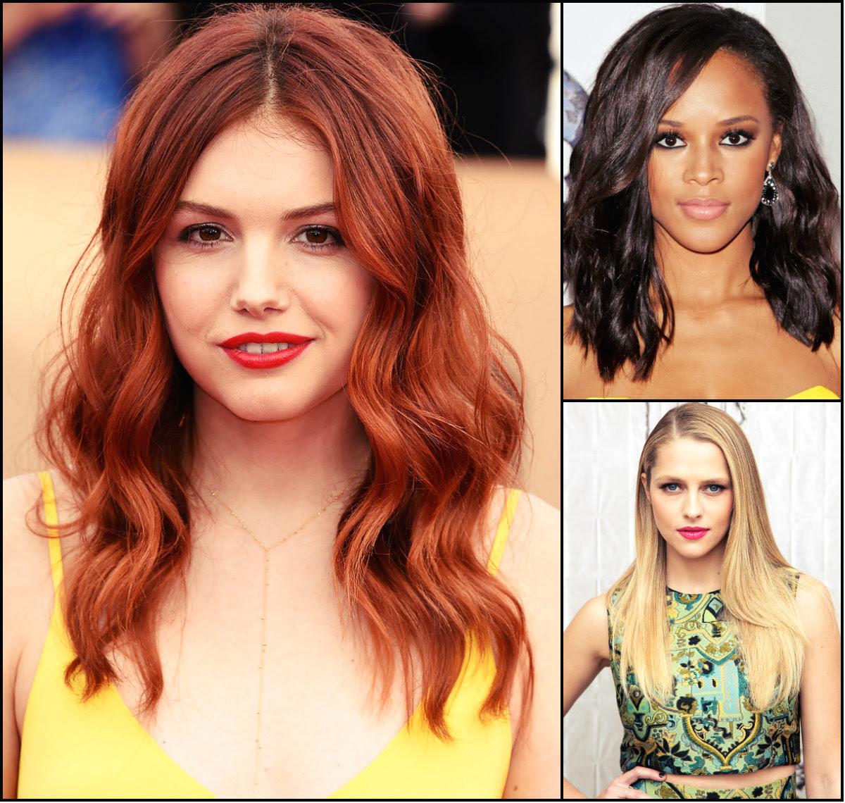 Trendiest Hair Colors 2016 Summer Long Hairstyles