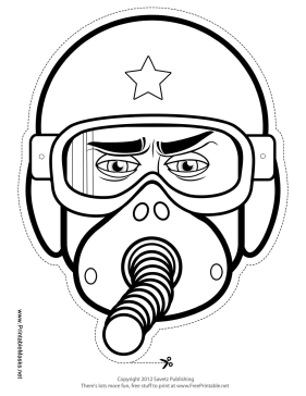 The Best Free Mask Coloring Page Images Download From 1330 Free