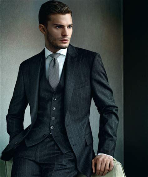 men dressing  important