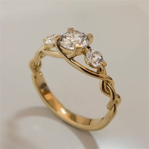 1000  ideas about Braided Engagement Rings on Pinterest