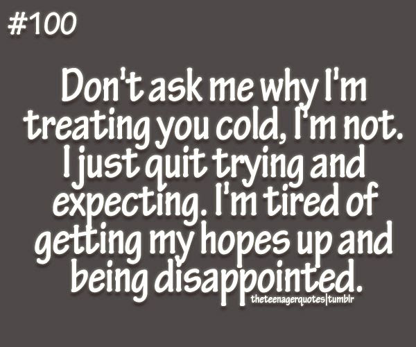 Quotes About Tired Of Love 94 Quotes