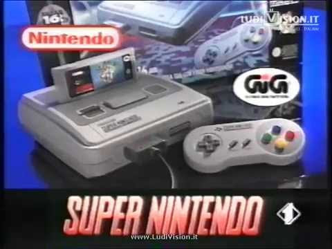 Super Nintendo - Tutto il resto è Game Over (1993)