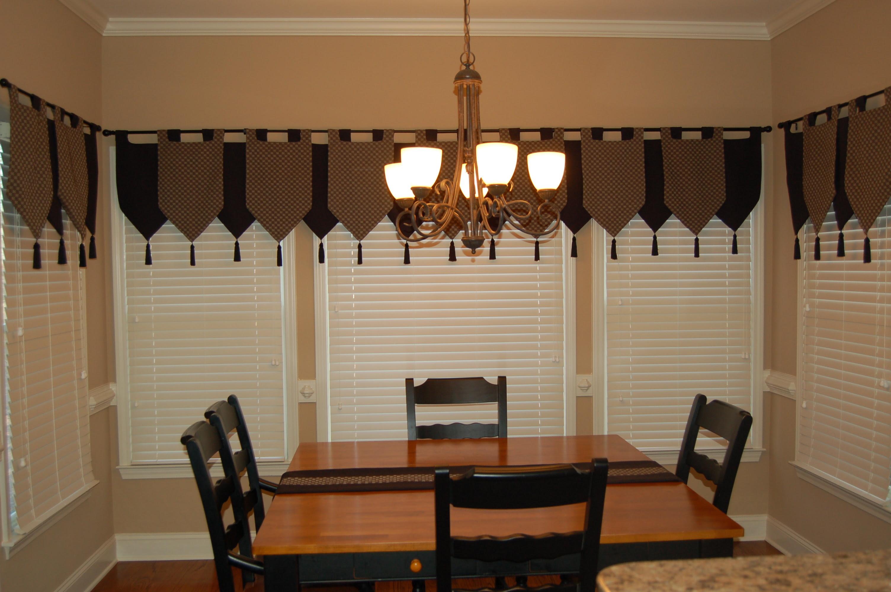 Curtains Kitchen Window Ideas