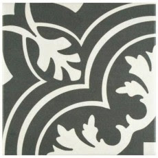 Twenties Classic 7-3/4 in. x 7-3/4 in. Ceramic Floor and Wall Tile $1.97