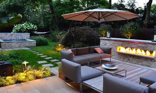 15 Backyard Landscaping Ideas | Home Design Lover
