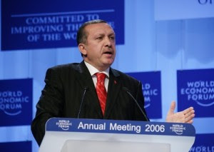 Tayyip Erdogan, President of Turkey