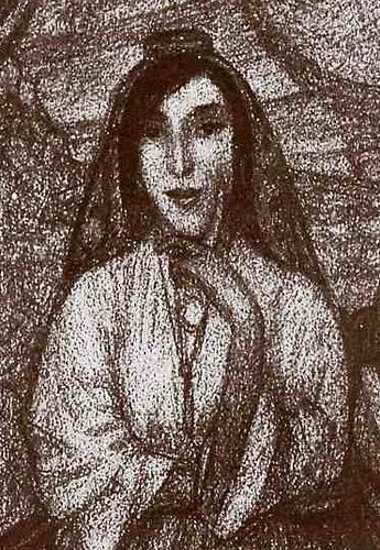 Contemporânea magazine, Eduardo Viana, O Dia do Santo, 1922b