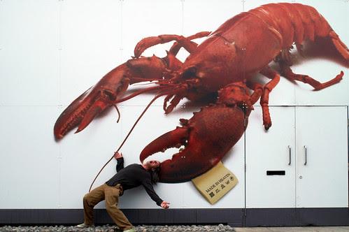 giant lobster hits again