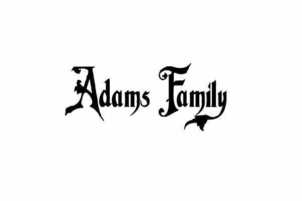 Fiddums Family