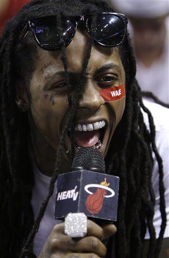"""lil wayne house. Lil#39; Wayne performs """"We Be"""