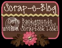 Scrap-e-Blog