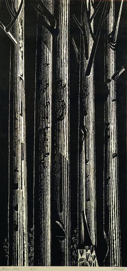 Τάσσος (Αναστάσιος Αλεβίζος): «Τα ξερά δέντρα» (1970)