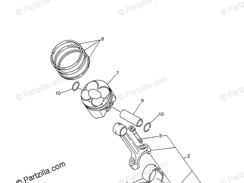 Wiring Diagram  33 2006 Yamaha R6 Parts Diagram