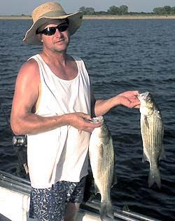 Lake Sooner Fishing Report