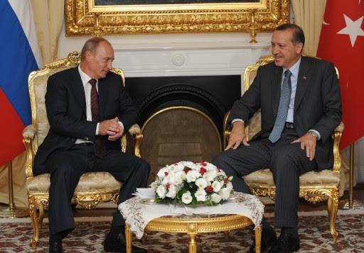 Ο Βλαντιμίρ Πούτιν στην Τουρκία την ερχόμενη Δευτέρα…