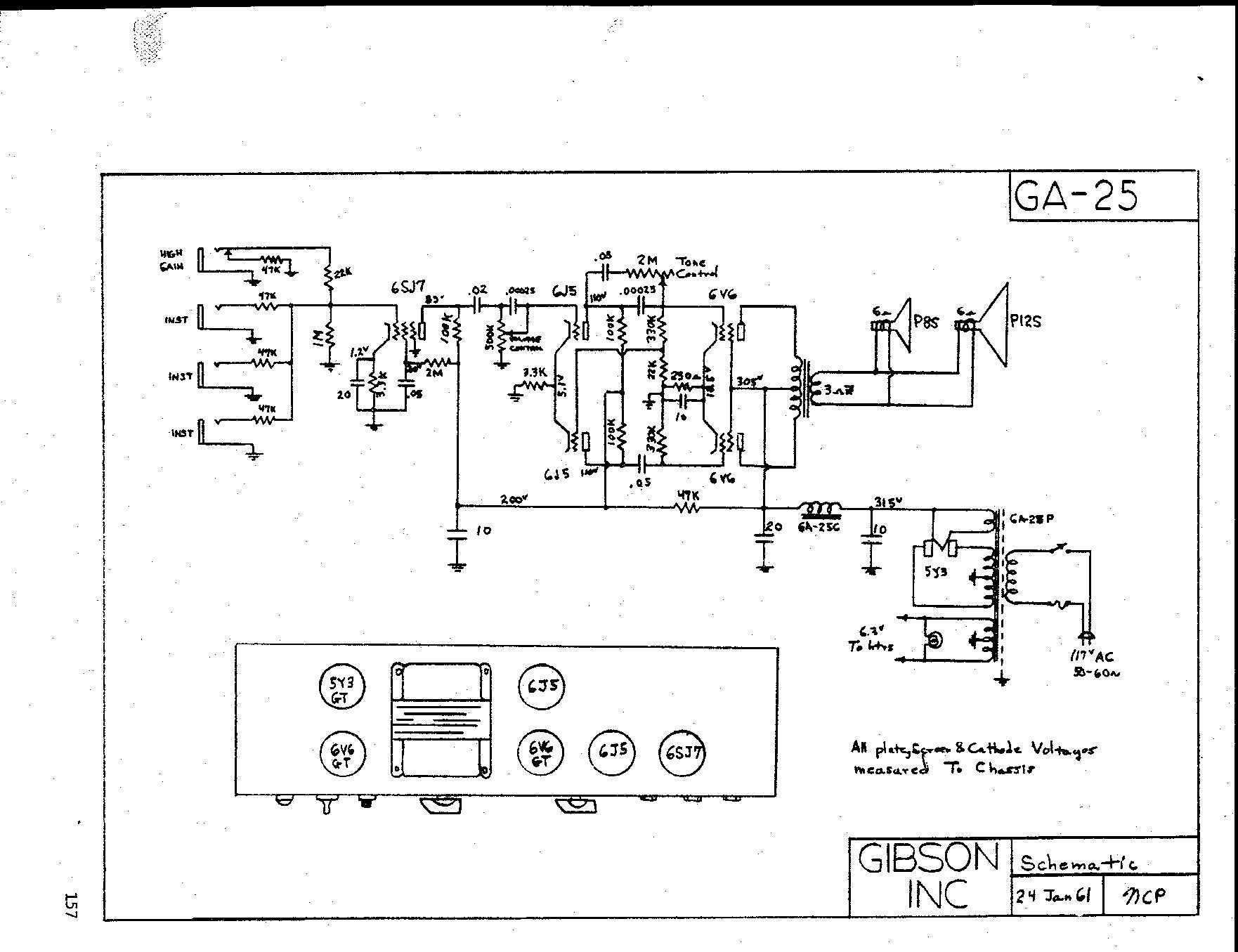 Epiphone Lp 100 Humbucker Wiring Diagram