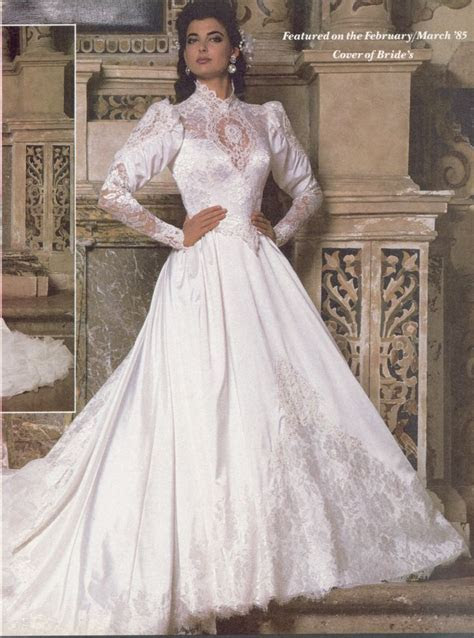343 best images about 1980's wedding dress on Pinterest