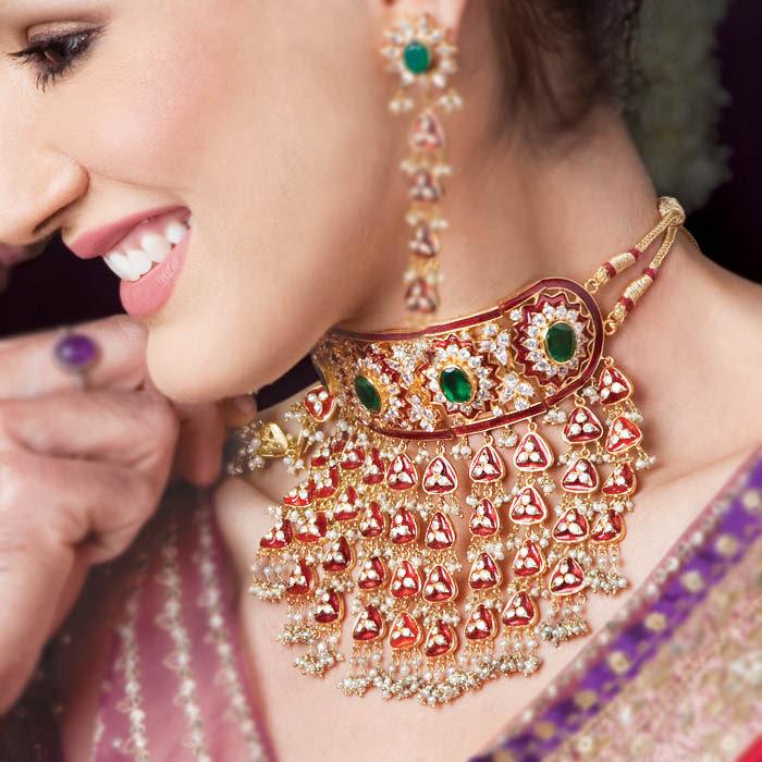 hindi wedding jewelry