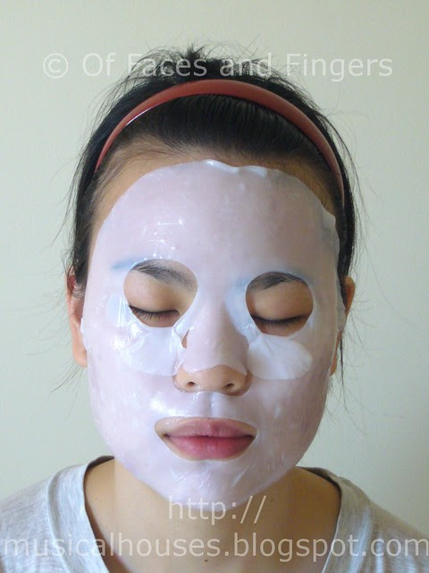 for beloved one melasleep whitening mask face