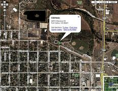 Map directions to Live Earth Concert Party