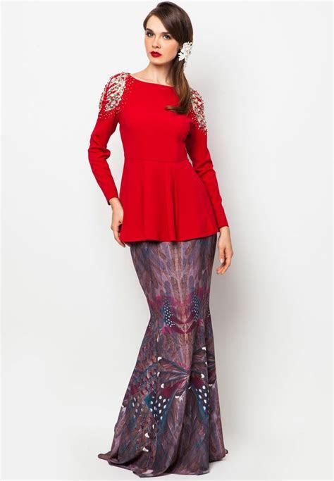 baju kurung wanita images  pinterest