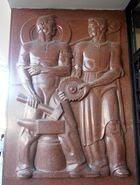 Puławska (nr 26) rzeźba 1
