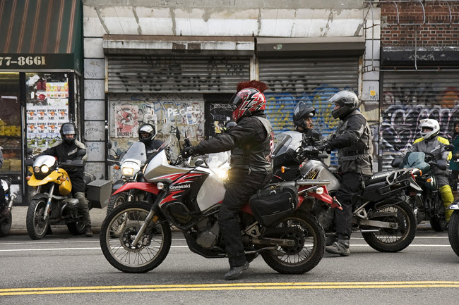 Motorcycle Gang, Avenue A
