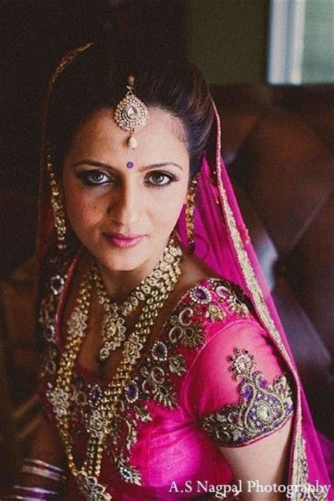 Bridal Fashions in Upstate, NY Indian Wedding by A.S