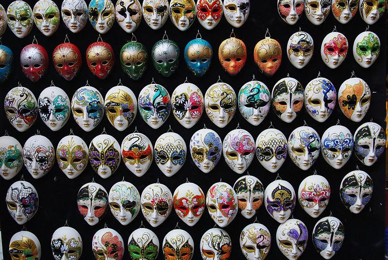 File:Masks in Venice.jpg