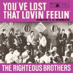 Righteous Brothers Youve Lost That Lovin Feelin
