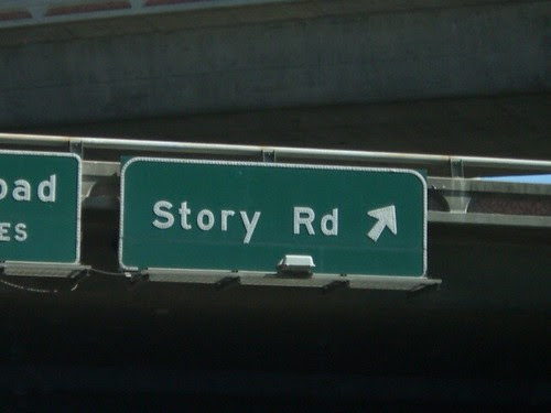 """Story Road"""