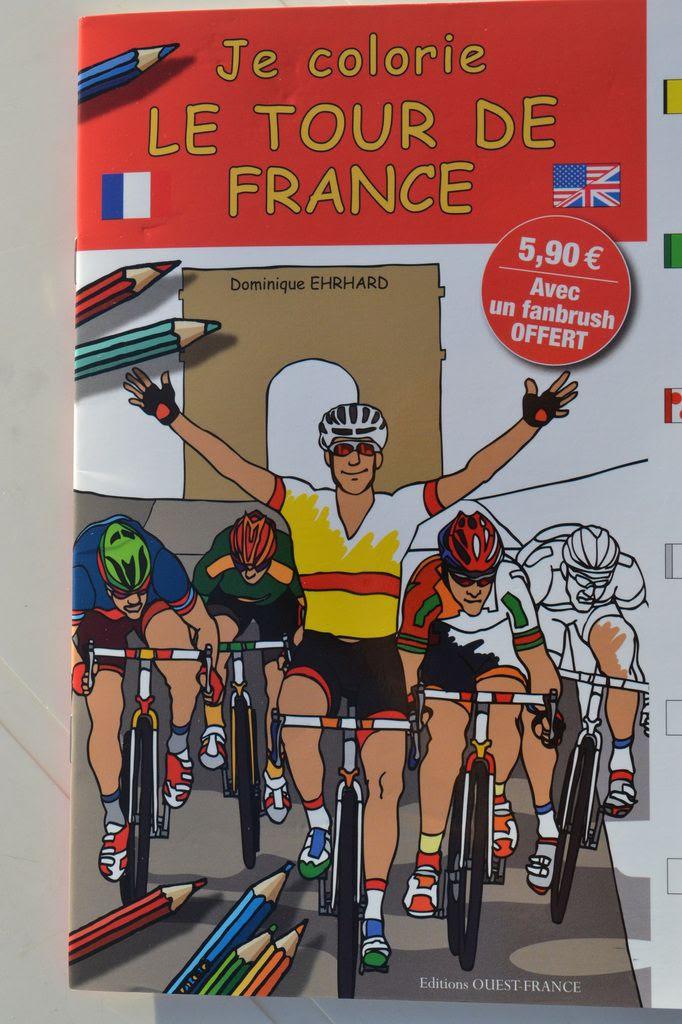 Coloriages Cyclistes 2016 Le Blog De Veloliberte92et22over Blogcom