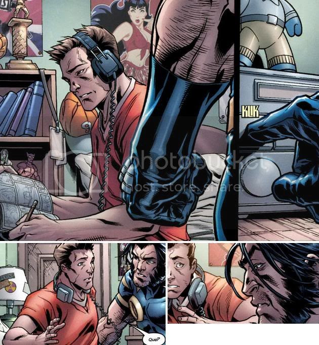 X-men Ultimate The End