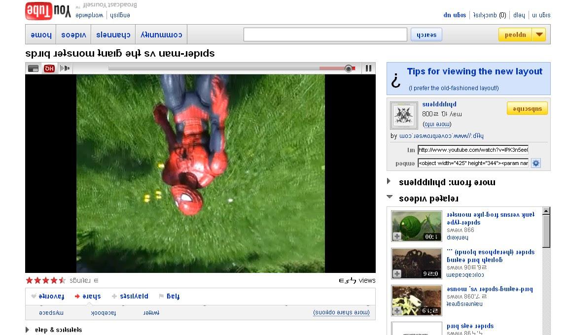 Googles April Fools 2009