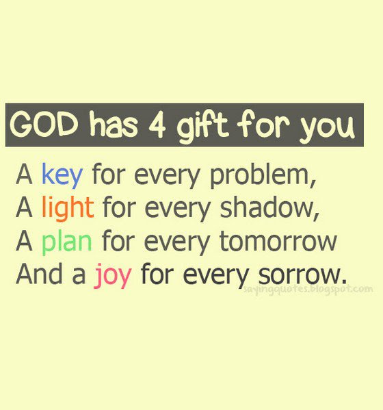 Quotes About Gift From God 129 Quotes