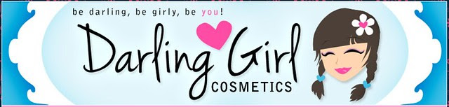 darling girl cosmetics new banner