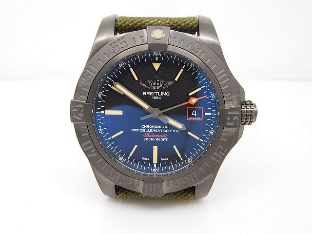 Replica Breitling Avenger Blackbird GF Factory