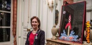 Fanny Rodwell Chevalier de l'Ordre de Léopold