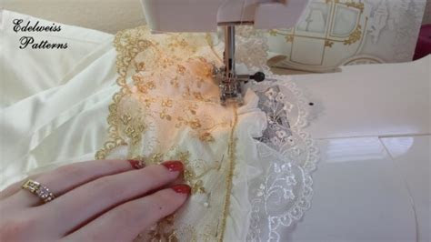 sewing my wedding dress 8   Best Bridal Wedding Dress