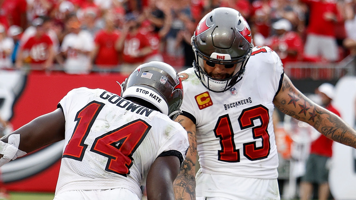 Bucs vs. Eagles Props To Bet: Why This Mike Evans Under Is Our Expert's Favorite Thursday Night Football Pick
