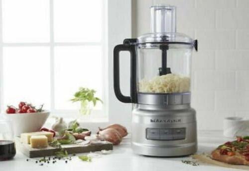 KitchenAid 9 Cup Food Processor Plus 3 Speed
