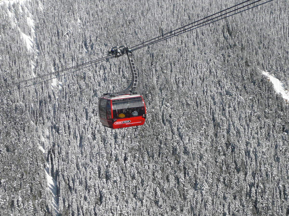 If skiing is your hobby of choice, Whistler in British Columbia has some of the best slopes in the world.